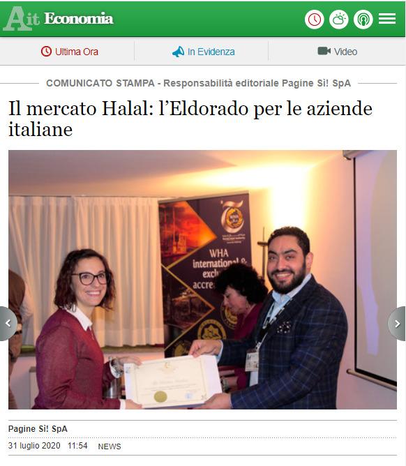 Il mercato Halal: l'Eldorado per le aziende italiane
