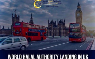 World Halal Authority (WHA) – International Halal Certification Body – now landing in the UK.