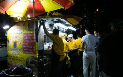 "L'INCREDIBILE STORIA DI ""THE HALAL GUYS"""