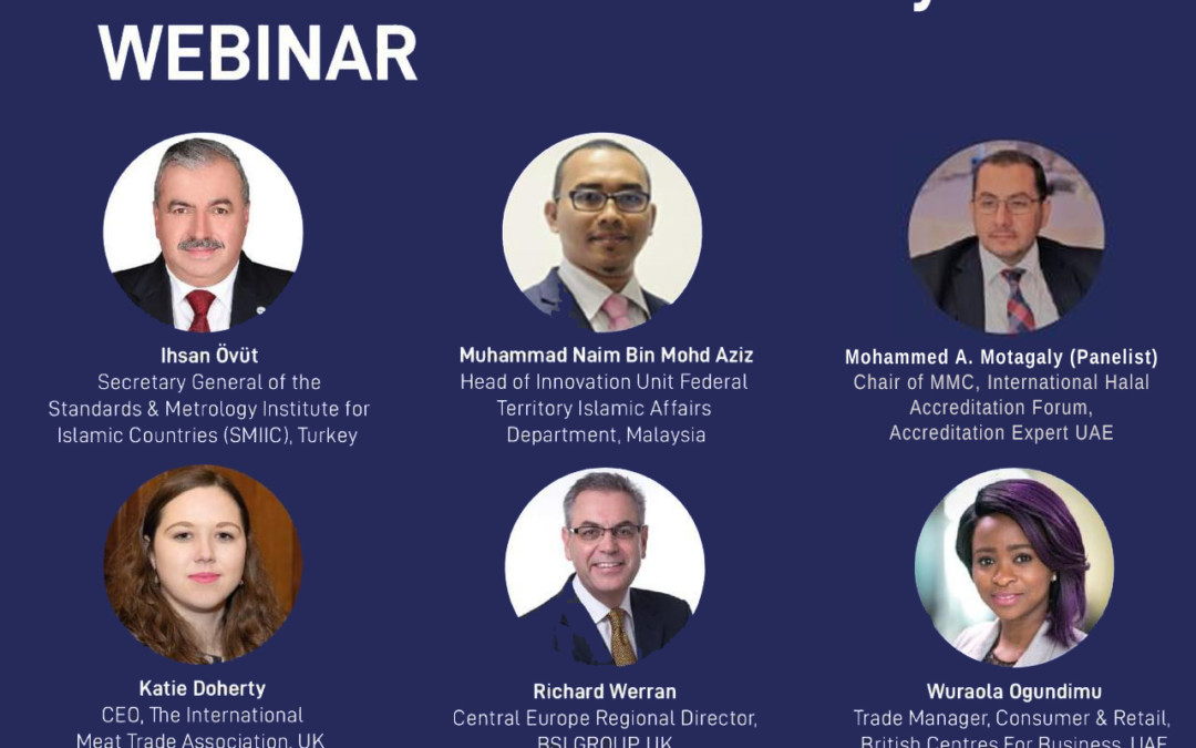 Impact of Global Challenges on Halal Food Industry. Covid19: food industry in crisis but not the Halal sector; World Halal Authority brings together international authorities in a webinar to help companies get through 2021